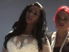 Большие сиськи Лесбиянки Брюнетки Рыжеволосые, Рыжие фото 3