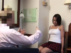 Shy Cfnm Schoolgirl Cocksucking Slowly