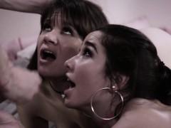 taboo-stepmom-sharing-dick-with-hairy-teen