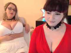 Bbw Chick With Big Boobs Sucking Dick