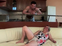 european video of granny humping