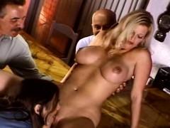 Busty Wife Fuck a Stranger
