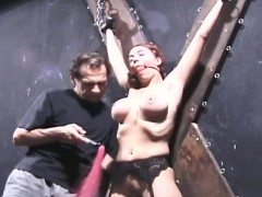 Older Wench Enjoys Getting Her Tits Squeezed