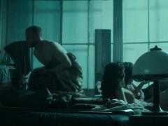 Charlize Theron And Sofia Boutella - Atomic Blonde