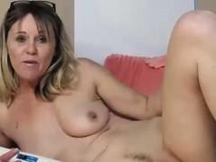 Зрелые женщины Большие сиськи Блондинки Секс игрушки фото 8