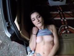 Зрелые женщины Жесткое порно На публике Любительское фото 17