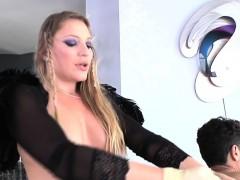 Жесткое порно Блондинки Женская доминация Страпон фото 9