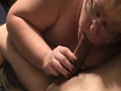 50 Yo Oregon Slut Shellz Sucking Cock