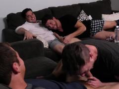 Men.com - Ashton McKay and Aspen and Connor M