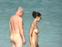an extremely alluring nude beach voyeur vid WWW.ONSEXO.COM