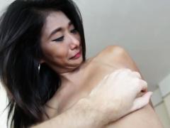 Жесткое порно Азиатки Красотки Сам трахаю, сам снимаю (POV) фото 8