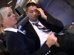 Good Handjob Service From Air Hostess 1 – 2 On Hdmilfcam.com