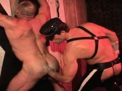 Stud Gets Fist Up The Ass