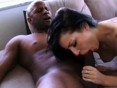 Минет Жесткое порно Большие члены Межрассовый секс фото 14