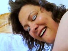 Жесткое порно Брюнетки Большие красивые женщины (BBW) В чулках и колготках фото 19