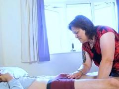 Жесткое порно Брюнетки Большие красивые женщины (BBW) В чулках и колготках фото 8