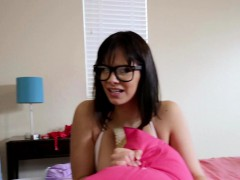 Violet Starr Embarrassed By Her Squirting