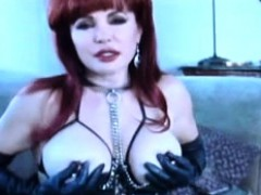 mom mistress heels stockings pov