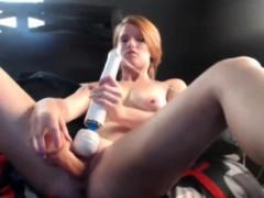 Nice Girl Gives A Damn Masturbation Show