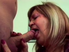 Big Titted Gilf Is The Best Whore In The Neighborhood