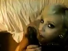 Минет Блондинки Большие члены Межрассовый секс фото 4