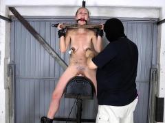 Anna Big Orgasm On Sybian