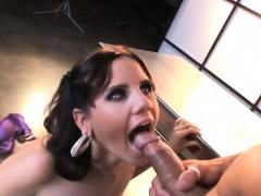 Naughty Slut Gets Her Vagina Banged