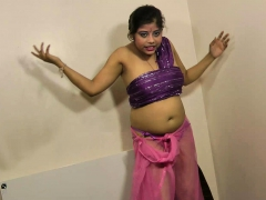 Gujarati Hot Babe Rupali Dirty Talking And Stripping Show