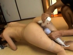 Oriental Mother I'd Like To Fuck Screwed In The Pussy