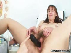 hairy-mature-mom-gets-her-pussy-part4