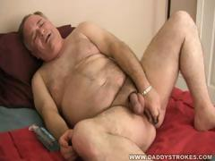 daddy-sammy-jerking-off-his-mature-cock