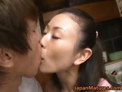 Matsuda Kumiko Mature Real Asian Woman Part6