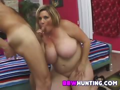 blonde-bbw-new-to-porn