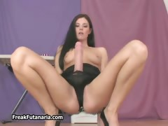 hot-brunette-babe-goes-crazy-jerking-her-part1
