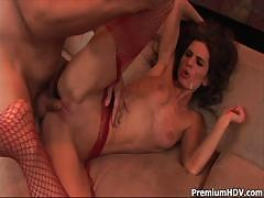 True Slut Naomi Penetrated All Holes