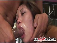 Kaiya Lynn Rough Throated