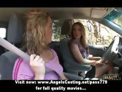 amateur-blonde-lesbian-couple-undressing-and-tits-massage