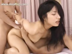 Censored unique gangbang from chinese