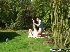 he-screws-his-old-mother-in-law-outdoor