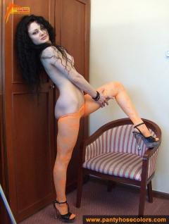 Nude Brazil Lady