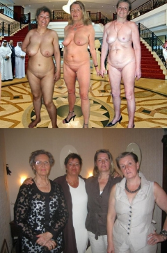 Commit error. dressed undressed group please