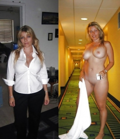Exposed Slut Wives Before And After 214