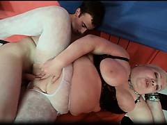 Sexy Blonde Milf Doctor Lucia Blow Stiff Part6