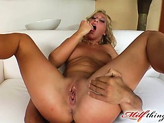 This Mother Of Two Still Loves To Get Banged And She Also