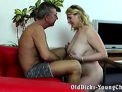 Milf massage video clips