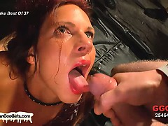 Lusty Ladies Who Like Jizz And Dicks