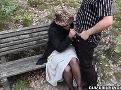 Slutwife Fucked By Strangers In Parking Area