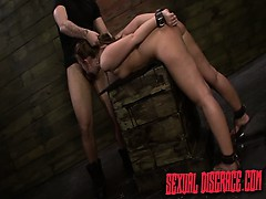 Kayleigh Is Back For Slave Training 1
