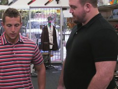 Pawnshop Amateur Agreeing Going Gay For Pay