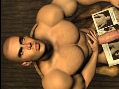 3d Gay Muscle Boys!